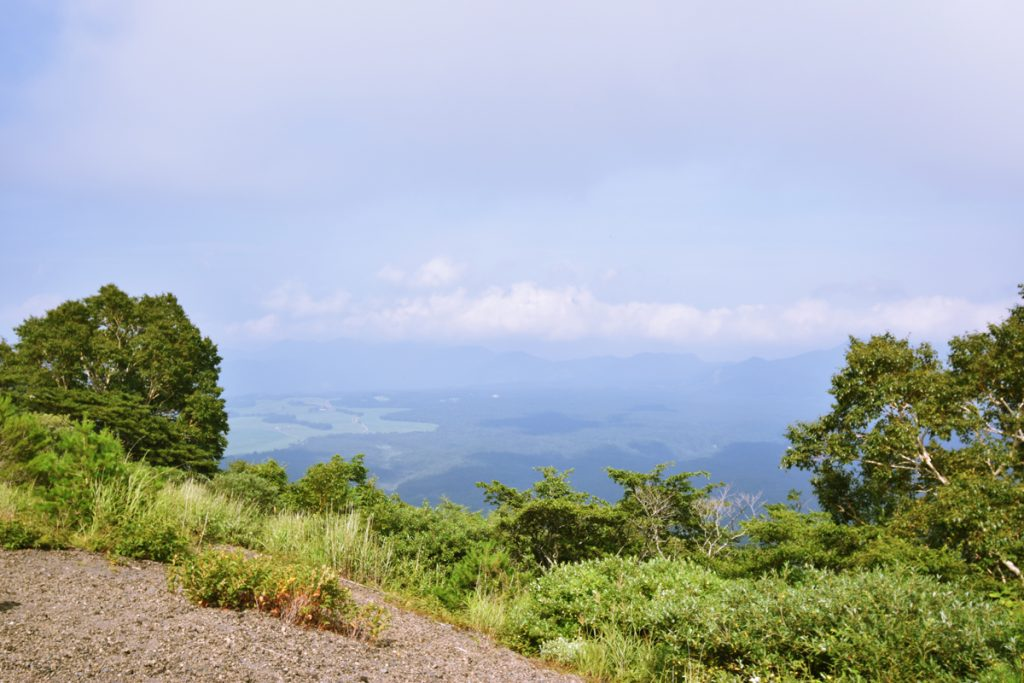 小浅間山山頂